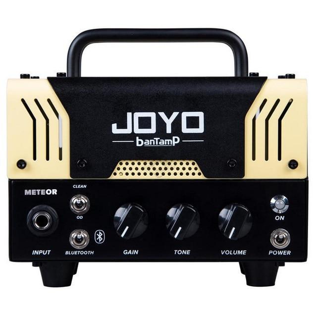 JOYO Electric Guitar AMP Amplifier Tube Multi Effects Preamp Portable Mini Speaker Bluetooth 4
