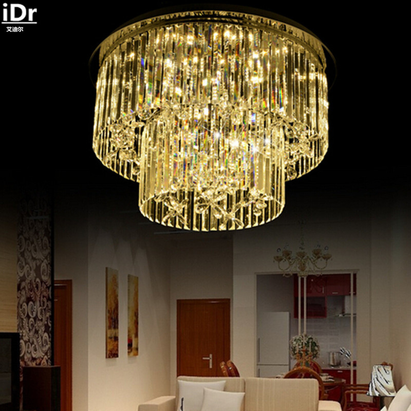 NiteCore Extreme Creative led ceiling lamp living room lamp crystal led simple home lighting Ceiling Lights