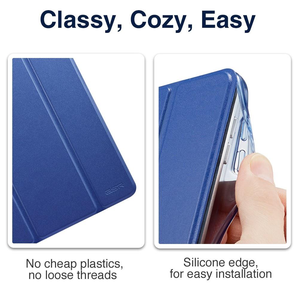 Kaitseümbris iPad 9,7 2017, ESR PU nahast esikaane + pehme TPU - Tahvelarvutite tarvikud - Foto 5