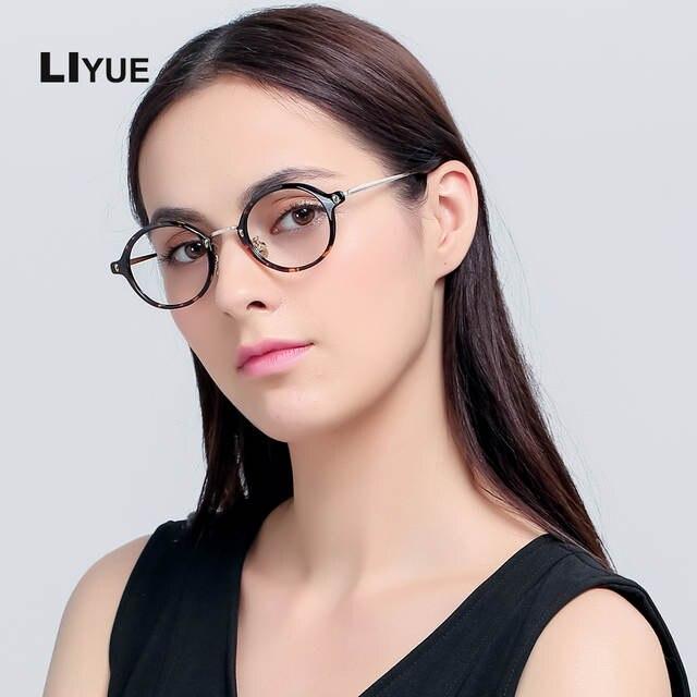24c8ecd7531 Online Shop Korea round spectacle frames women men Retro small round eyeglasses  Frame Spectacles computer glasses Optical eyewear Female