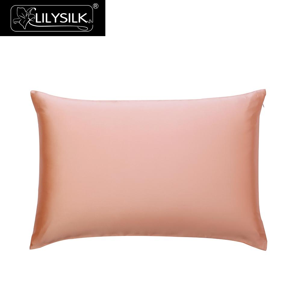 Aliexpress Com Buy Lilysilk Pure 100 Silk Pillowcase 25