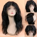 Grade7A Brazilian Virgin Hair 360 Lace Frontal Closure 13x4 Elastic Band Body Wave Human Hair Frontal Closure Bleached Knots