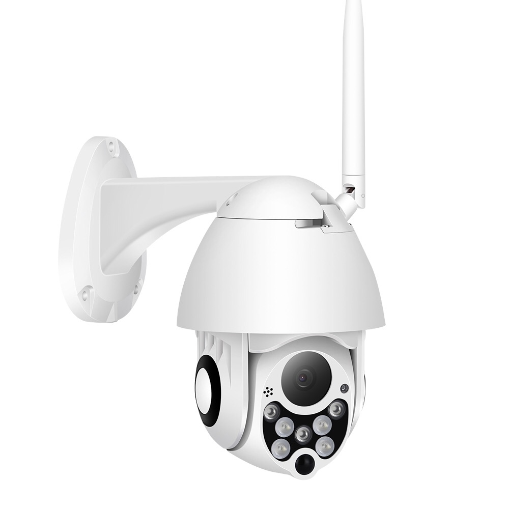 Camera Exterieur Surveillance Besder 1080p H 265 Speed Dome Outdoor Wifi Wireless Pan Tilt Ip