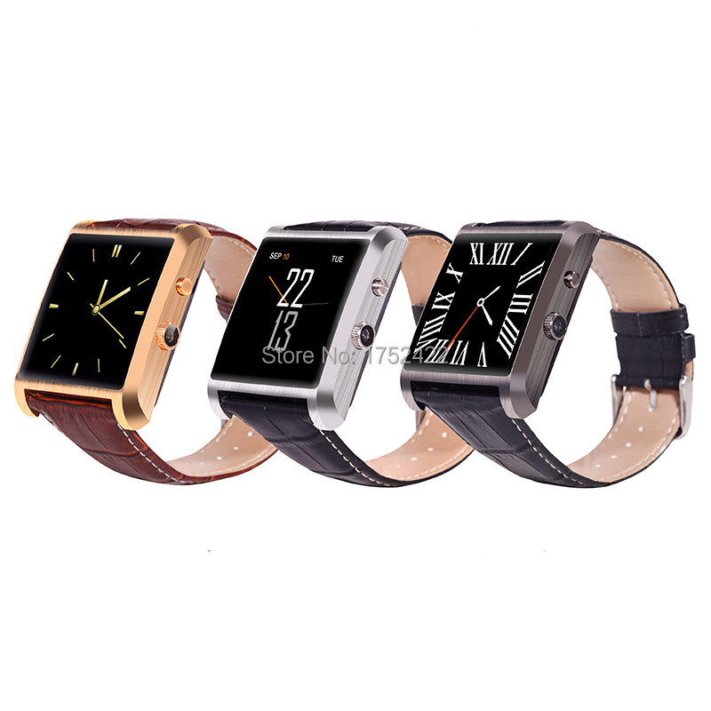 font b SmartWatch b font DM08 Touch Screen Cell Phone Wrist Watches Bluetooth For Apple