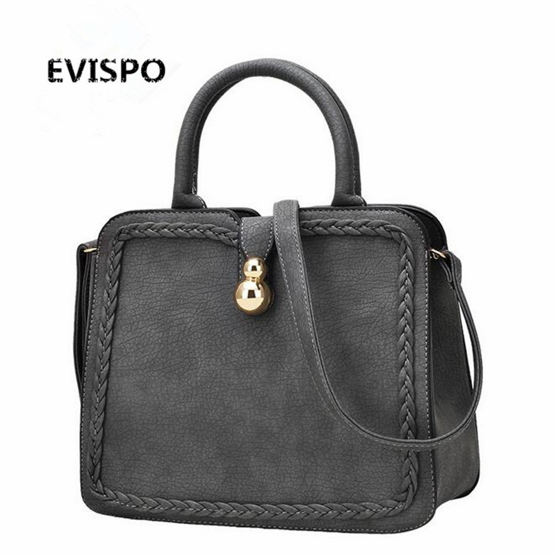 ФОТО 2017 Boston Bag Fashion Retro Women Messenger Bags Bolsa Feminina Luxury Handbags Shoulder Bags Elegant Quilted Women Bag
