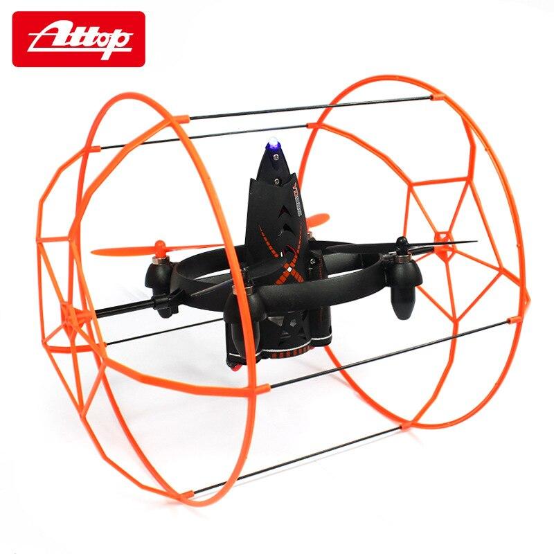 Creative RC Toy Attop YD926 YD-926 RC Airplane Car Climb Fly Scroll Multi Function Infrared Remote Control Plane UFO vs M60 M61 стоимость