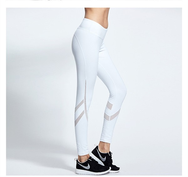e637ad6401d77 2 Colors S XL CHRLEISURE Women's Workout Leggings Fashion Slim Quik ...