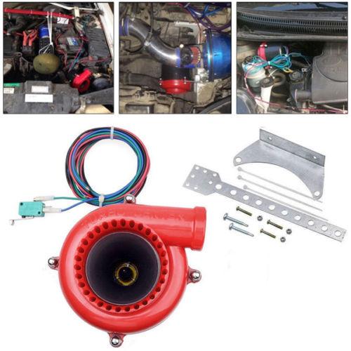Preciso Universal Turbina Electrónica Turbo Válvula De Soplado Ssqv Bov Simulador De Sonido Novedoso
