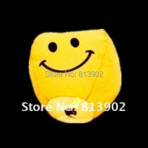 Free shipping 150pcs/lot  (Smiling face )Chinese Sky Lanterns,Wishing Lantern fire balloon Chinese Kongming lanterns