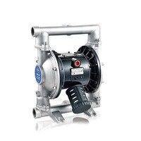 Pneumatic diaphragm pump 304 Stainless Steel Double Diaphragm Pump Air Driven Diaphragm Pump BML 25S