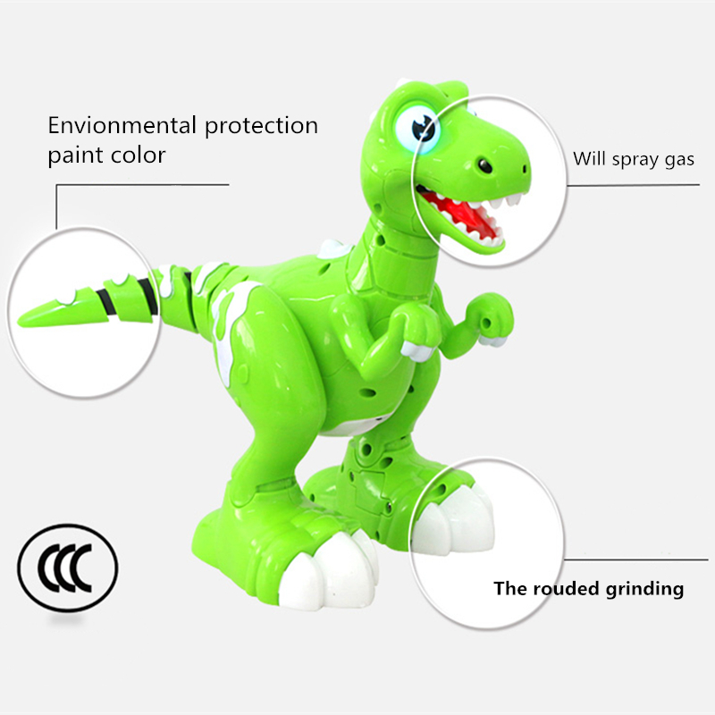 Image 3 - RC Dinosaur Robot Toys Gesture Sensor Interactive Remote Control Robotic Spary Dinosaur Smart Electronic Toys Radio Controlled-in RC Robots & Animals from Toys & Hobbies