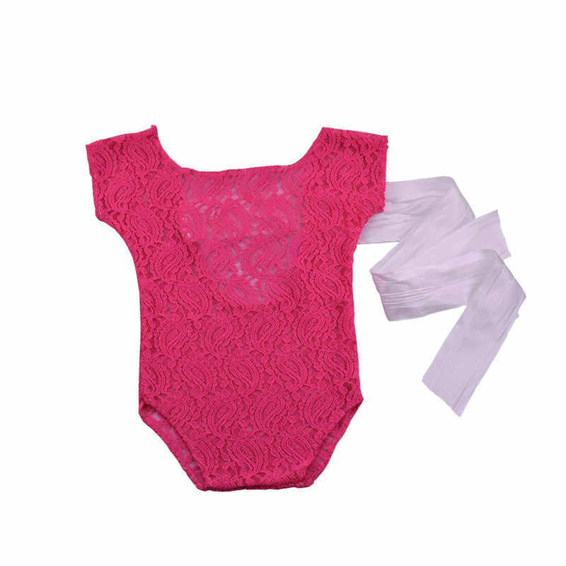 Recién Nacido fotografía Props traje infantil traje princesa Bebé Pantalones Romper bebé fotografía Prop