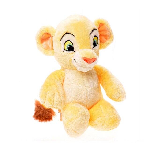 Cartoon Toys Simba The Lion King For Kids Gifts Baby Nala Plush Toys