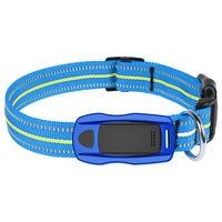Original D55 Smart Waterproof Mini Pet GPS Collar AGPS LBS Tracking Tracker Collar For Dog SMS Positioning GPS Locator Device