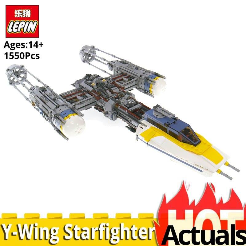 Здесь можно купить  DHL Lepin StarWars 05040 Y Wing Starfighter Compatible Ultimate Collector