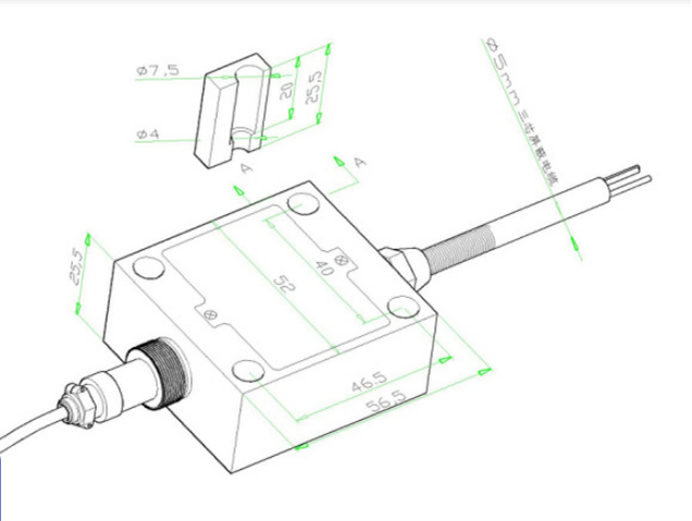 Weighing Amplifier Weighing Transducer Weight Transmitter Voltage