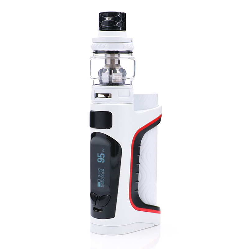 Original Eleaf iStick S with ELLO VATE 6.5ML Kit Tank 100W iStick S Box MOD with HW-M HW-N Coil Electronic Cigarette
