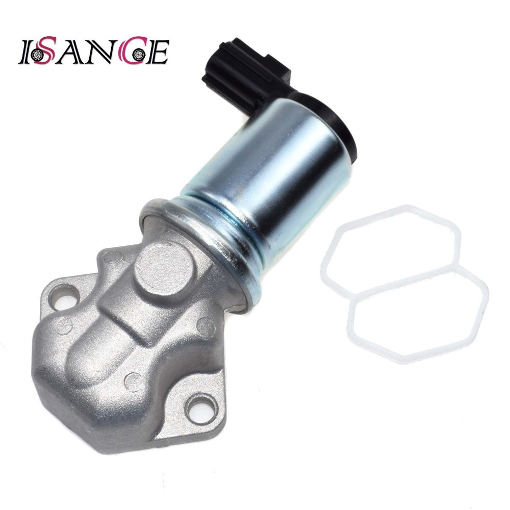 ISANCE Fuel Injection Idle Air Control Valve IACV AC270T For Ford Escape Taurus Mazda MPV Tribute