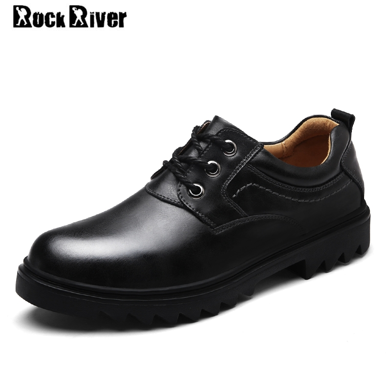 2018 Brand New Spring Autumn 100% Genuine Leather Shoes Men Lace-Up Black Men Casual Shoes Flats Shoes Men Loafers High Quality new arrival spring autumn fashion leqemao brand men casual shoes oxford genuine leather high quality lace up comfortable shoes