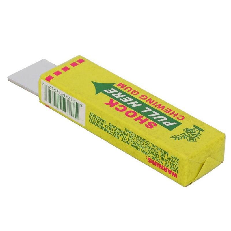 1pcs Electric Shocking Hand Chewing Gum Shocker Prank Trick Toy Joke Funny Novelty Toys Anti-stress Shock Gaget Gaps Toys 5