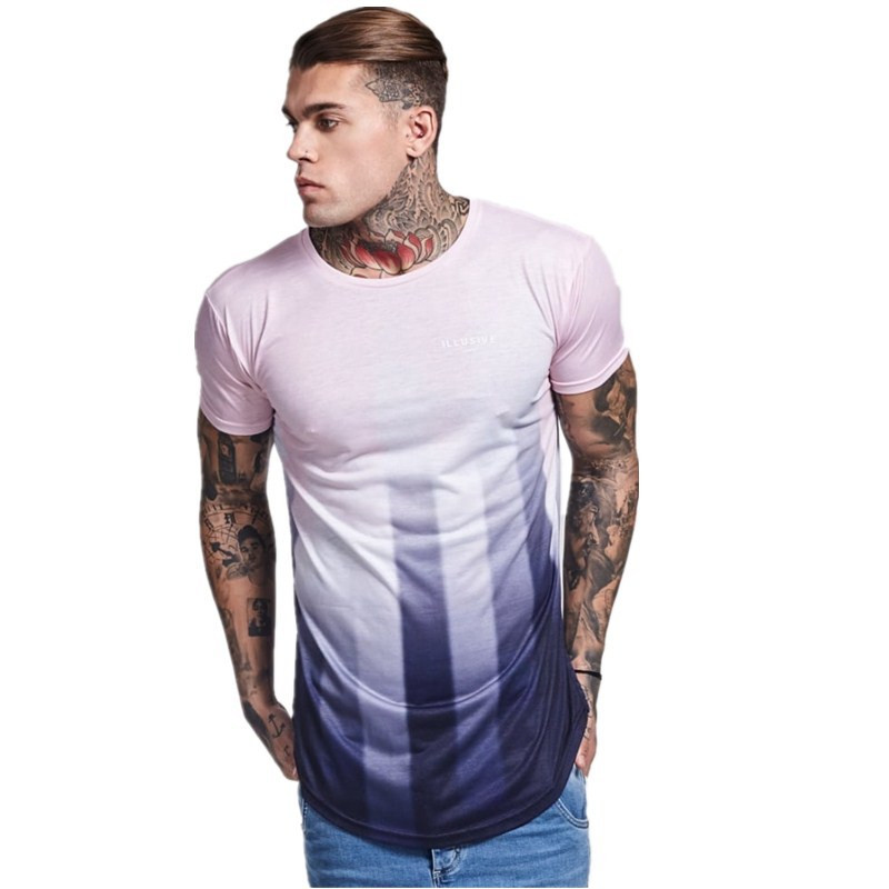 style Fashion Short sleeves Tee tops MEN (3)