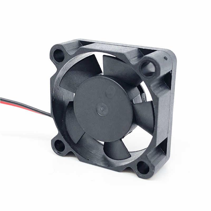 2 stücke NEUE 3d drucker fan 3010 30MM 30*30*10MM 3cm grafikkarte fan lüfter 5V 12V 24V 0,1 EINE mit 2pin