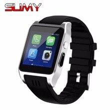 Viscoso Mais Barato Wi-fi Relógio Inteligente com Android 4.4 os 3G Wifi Smartwatch Pedômetro Em Tempo Real Do Telefone MTK6572 Dual Core tempo