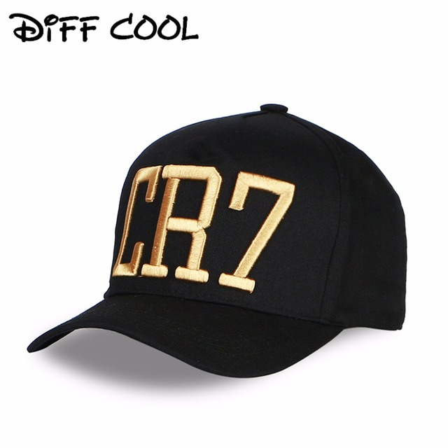 f2b1efa19fd CR7 Snapback Baseball caps Men Embroidery trucker cap women 2017 branded  new cap touca hip hop casquette bone men hats