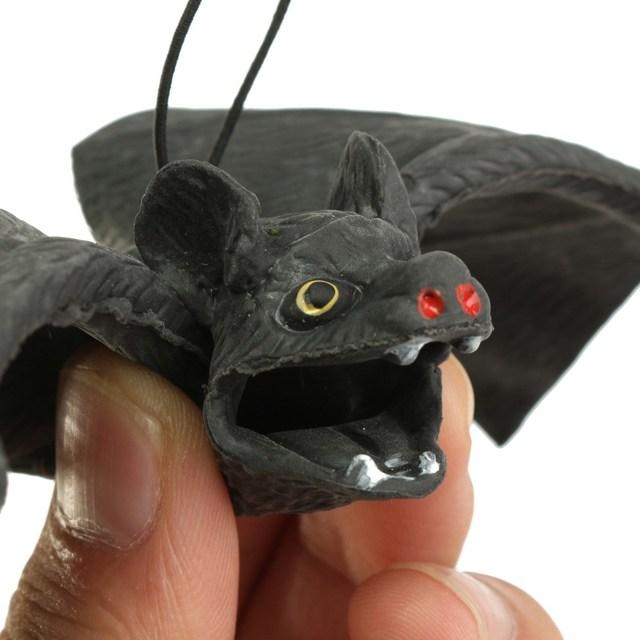 Black Rubber Bat