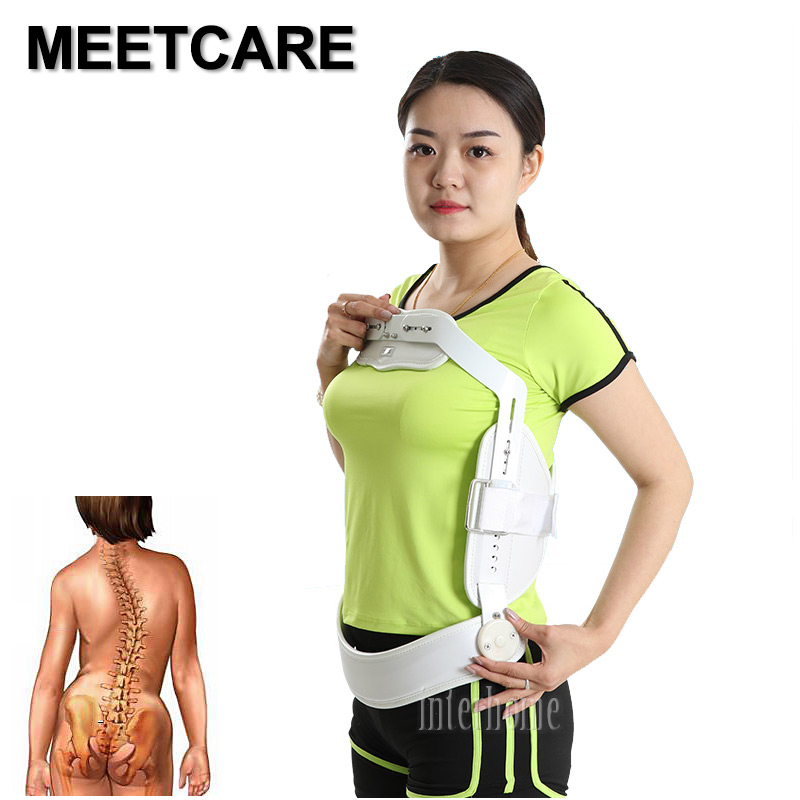Adult Medical Frame Spine Hyperextension Brace Spinal Fixing Stand Humpback Correction Sternal Compression Fractures Brace
