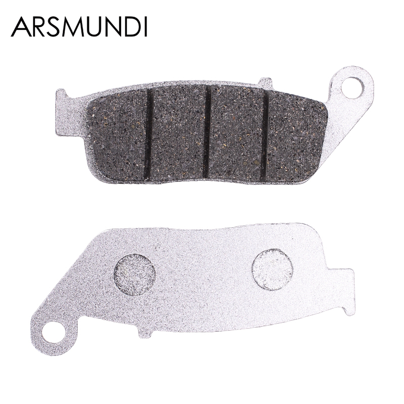 Front Brake Pads Disc Pad Disks FOR Honda CB400 1992-1998 CB-1 1992 1993 1994 1995 1996 1997 1998 Magen Motorcycle Accessories 2 pieces motorcycle front disc brake rotor scooter front rear disc brake rotor for honda cb400 1994 1995 1996 1997 1998