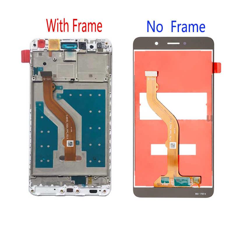 С рамкой для huawei Y7 Prime 2017 Nova Lite + TRT-TL00 TRT-LX1 TRT-L21X TRT-LX3 ЖК-дисплей Дисплей кодирующий преобразователь сенсорного экрана в сборе
