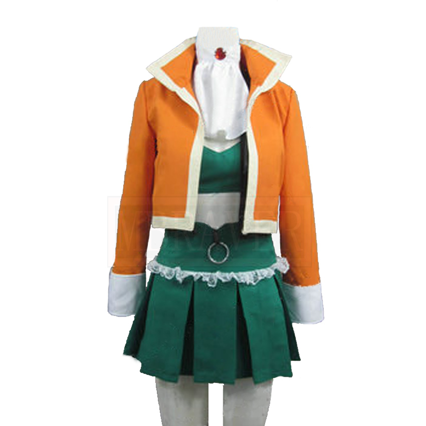 Vocaloid 3 Gumi Megpoid Cosplay Costume Halloween Costumes Custom Made Any Size