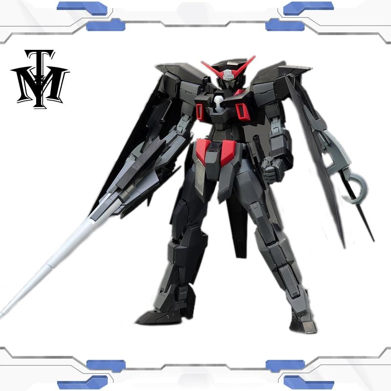 Japan Hobby 1/100 AGE-2 Dark Hound Gundam model Puzzle assembled Robot boy Anime Action Figure Transformable toys gift gunpla