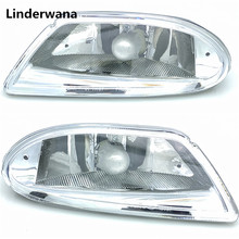 For MERCEDES-BENZ W163 98-05 ML230 320 350 430 500 ML270 400 CDI ML55 AMG Fog Lamps Lights 163 820 03 28 163 820 04 28(China)