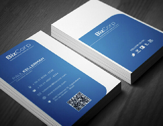 High Quality Custom Business Cards 320g Special Paper Printing Visit Card Design Name