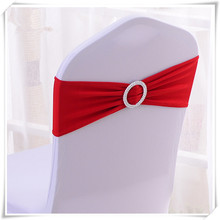 wedding lycra chair sashes band spandex stretch  banquet party decoration 20pcs/lot