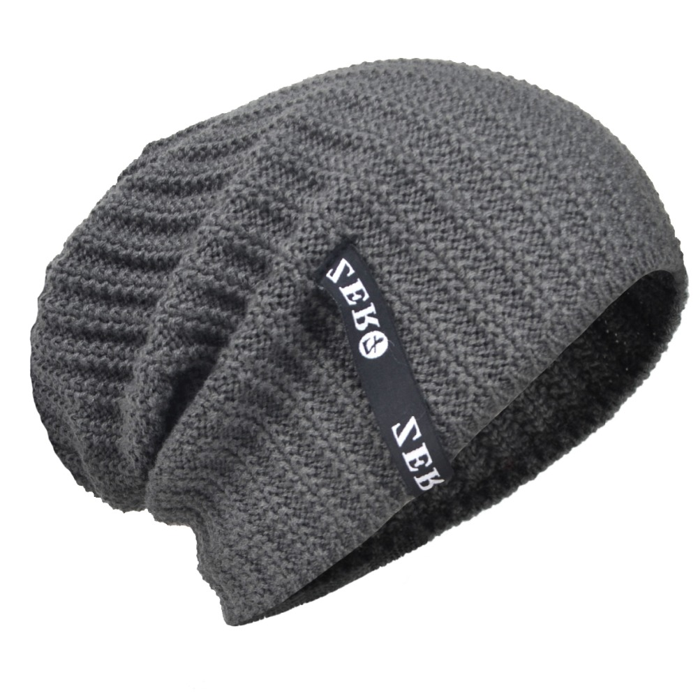 Mens Summer cap Thin Beanie Cool Skullcap Hip-hop Casual Hat FORBUSITE