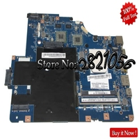 NOKOTION Laptop Motherboard LA 5754P Main board For Lenovo G565 Z565 Socket S1 Free CPU ATI HD5340 Video Card Tested