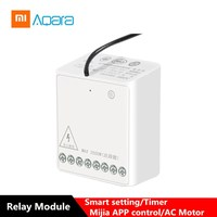 Xiaomi Aqara Two way Module Smart Setting Timer APP Control One Control Multiple Device For Mi Home Xiaomi Ecosystem Product