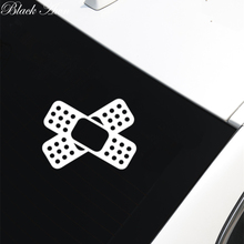 цена на Band Aid vinyl decal/sticker truck car window laptop Bandage D078