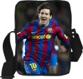 2016 Cristiano Ronaldo School Bag For Girls Boys Sac a dos Children Messi Small Messenger Bag Kids Mini Shoulder Bag Mochila