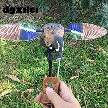 Xilei 6 в голубое крыло Teal Hdpe приманка для рыбной ловли утка приманка с спиннингом крылья утка охотничье устройство