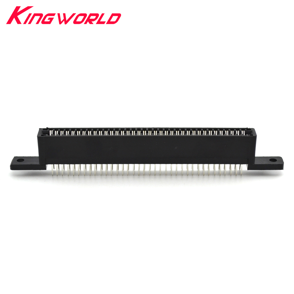 Replacement 72Pins 72 Pin Cartridge Card Slot For Nintendo Entertainment System For NES Clone Console