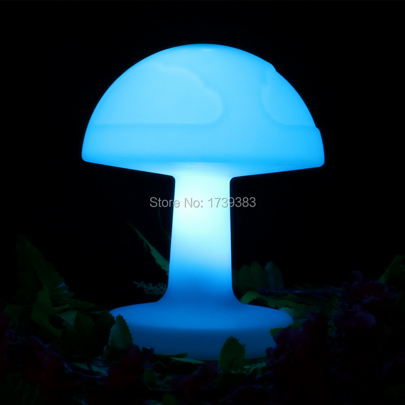 LED mood light table lamp Rechargeable