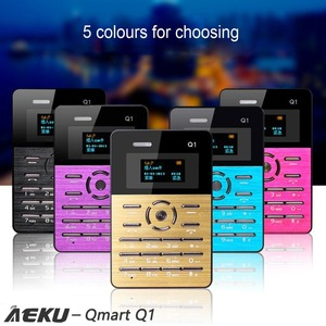 AEKU Qmart Q1 Card Mobile Phon