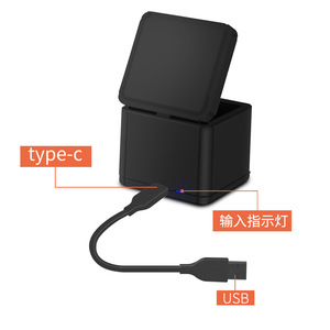 Image 4 - For DJI OSMO ACTION  Fast Charging One Drag Three Charger Storage Type Charging Box OSMO ACTION Accessories
