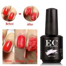 все цены на Gelike 2 Minutes Burst Nail Polish Gel Magic Remover Nail Polish Remover Soak off Nail Polish Degreaser Nail Art Primer Lacquer онлайн