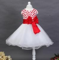 New Arrival Princess Girl Dress Party Wedding Birthday Girls Dresses Candy Princess Dress Free Shipping MK01