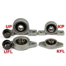 4 шт./лот, диаметр 8 мм до 30 мм, диаметр Шарикового подшипника, опорный блок KFL08 KFL000 KFL001 KFL002 KFL003 KFL004